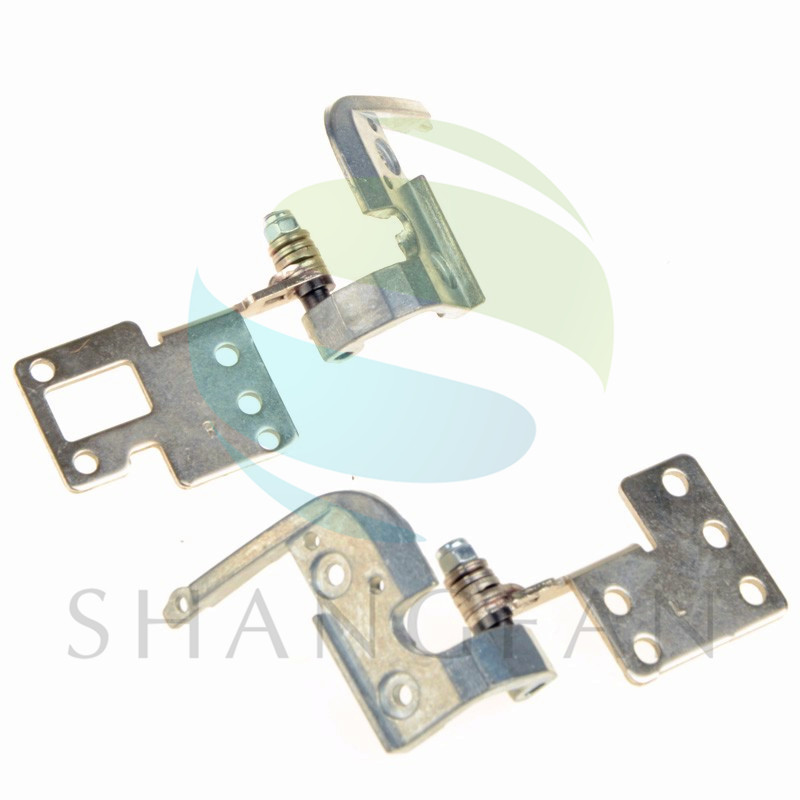 Laptops Replacements 1 Pair Left & Right LCD Hinges Fit For Asus K52 Notebook Computer LCD Hinges Replacements F0990 P66