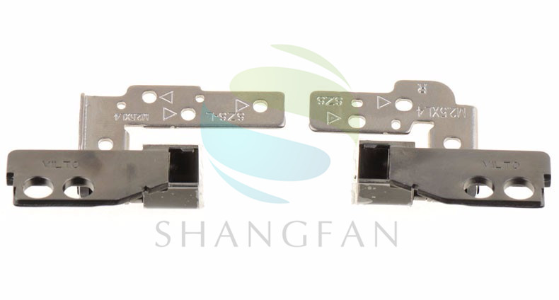 1 Pair Left & Right LCD Hinges Laptops Replacements Fit For Lenovo Thinkpad T440S T450S Notebook Accessories LCD Hinge VCY86 P66