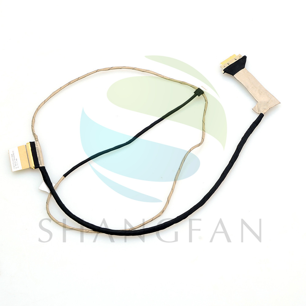 New Laptop LCD Cable For Toshiba Satellite L55 L55-A L55t L55T-A L50T L50 flat Cable 6017B0423401 S0G47