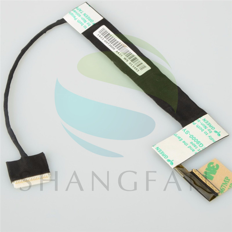 Laptops Replacements LCD Video Cable 1422-00TJ000 Fit For Asus EEEPC Eee PC 1001PX Notebook Computer Cables Connectors F0470 P51