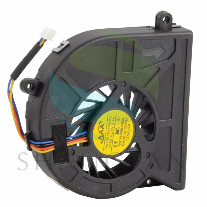 Laptops Replacements Processor Cooling Fans Fit For Toshiba Satellite C660 Notebook Computer Component Cooler Fan F2037 P72