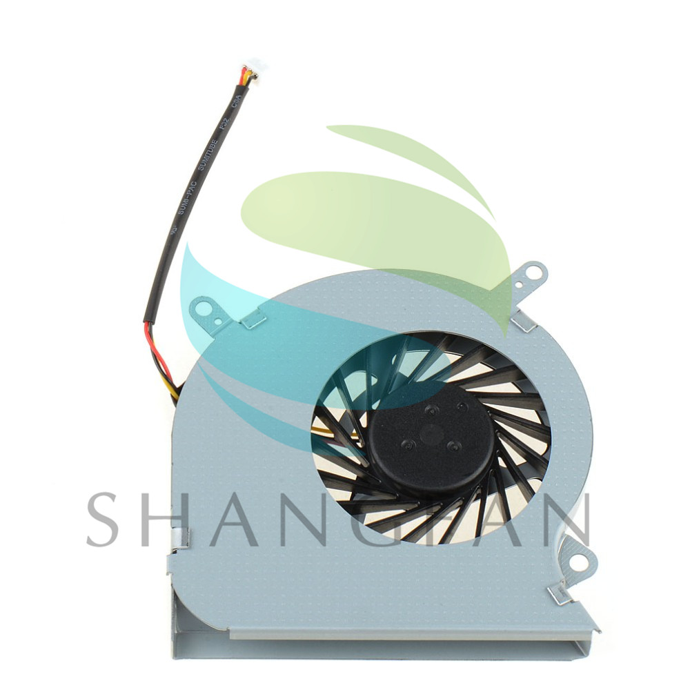 Notebook Computer Replacements Cpu Cooling Fans For MSI GE60 E33-0800401-MC2 Laptops Accessories Processor Cooler Fan VCF94 P72