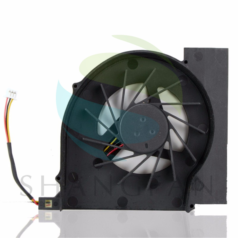 Notebook Computer Replacement CPU Cooling Fans Fit For HP CQ61 G61 CQ70 CQ71 G71 Laptop Component Processor Cooler Fan F0114 P72