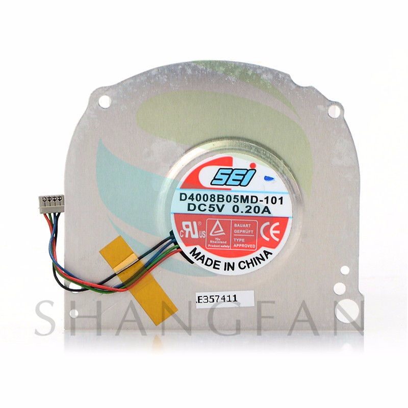 Notebook Computer Replacement Cpu Cooling Radiator Fan for APPLE G4 Series Laptops Cpu Cooler Fan S0I17