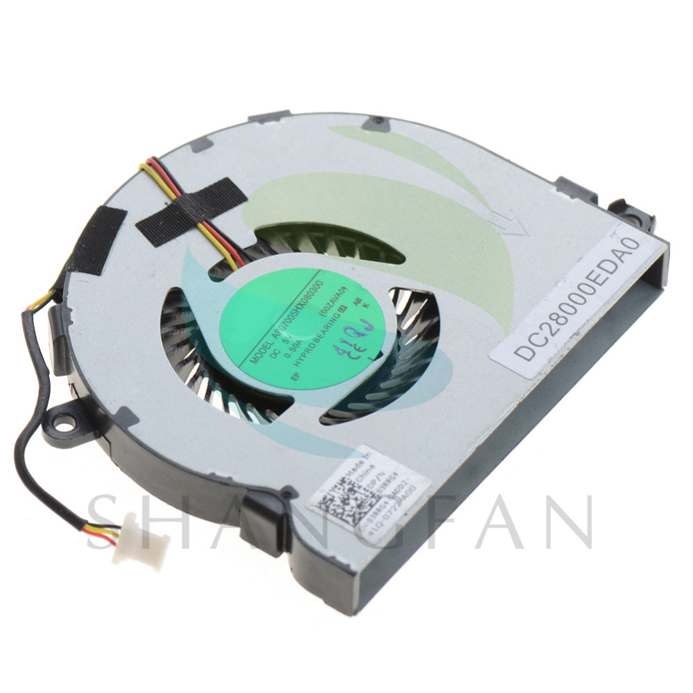Laptops Replacements Accessories Cpu Cooling Fans Fit For Dell 5547 Notebook Computer Processor Cpu Cooler Fans VCY83 P72