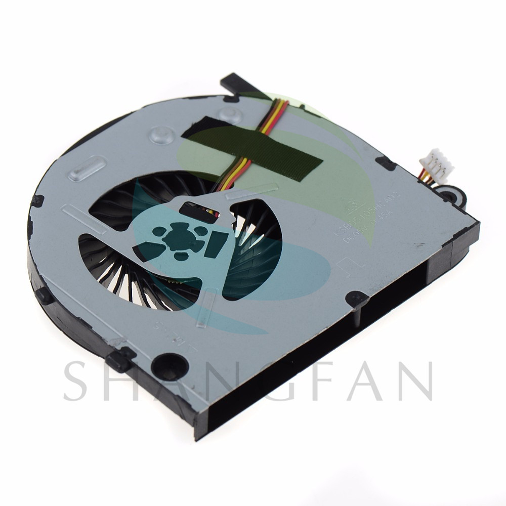 4 Pin Laptops Replacement Accessories Cpu Cooling Fans Fit For LENOVO b50-70 Notebook Computer Cooler Fans S0A91 P89
