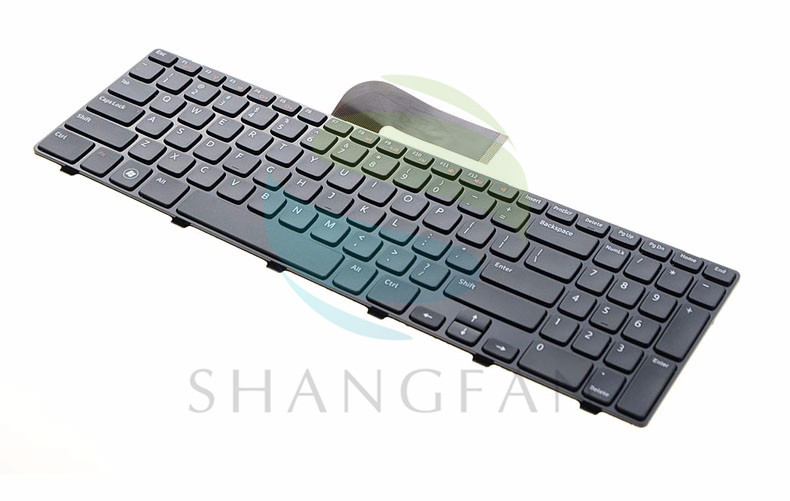 Notebook Computer Replacement Keyboards US Fit For Dell Inspiron 15R N5110 M5110 M501Z Laptops Replacement Keyboards VCT12 T53