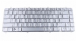 Notebook Computer Replacement Keyboards Fit For Hp Pavilion DV5 DV5-1000 Silver US Laptops Replacement Keyboards VCS32 T53